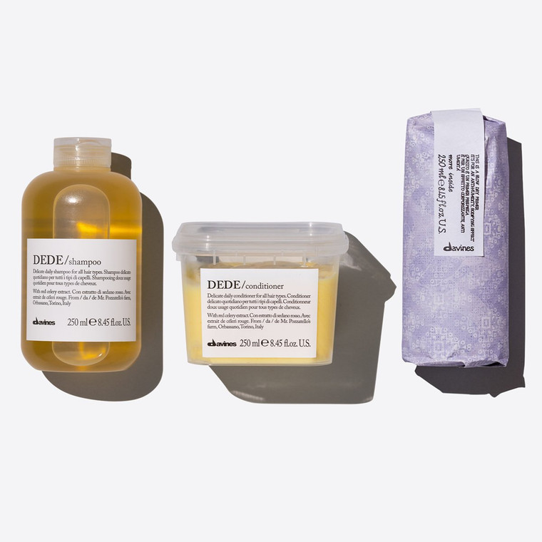 Davines - The perfect Blow Dry set-Your Daily Essentials Set