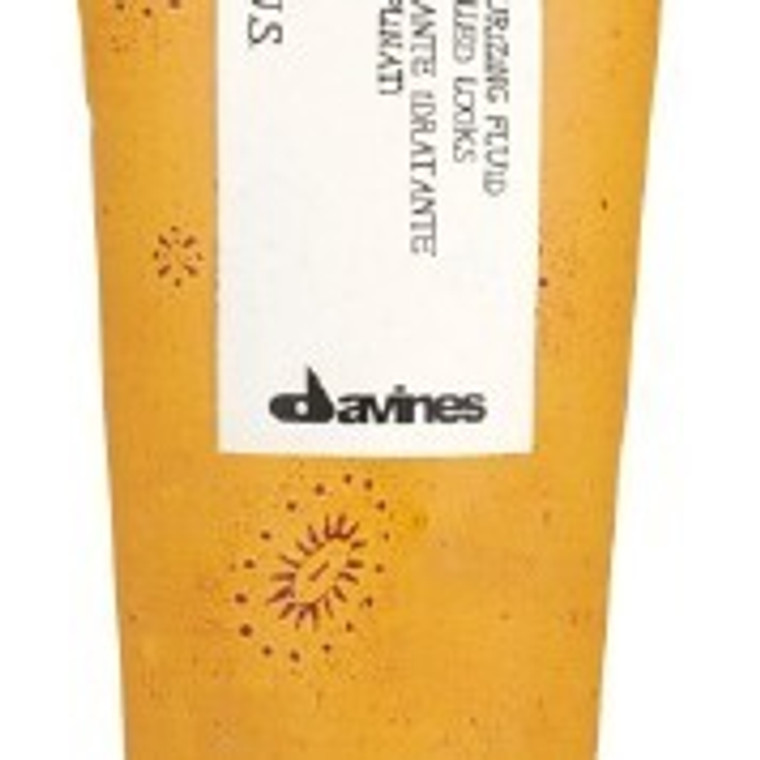 Davines -More Inside - This is a  Relaxing Moisturizing  fluid for straight controlled looks