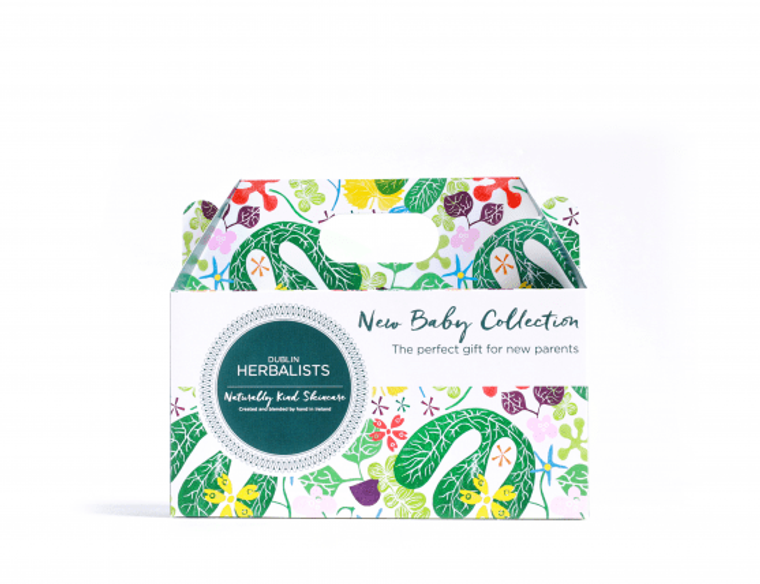 Dublin Herbalist - New Baby Collection  Gift Set