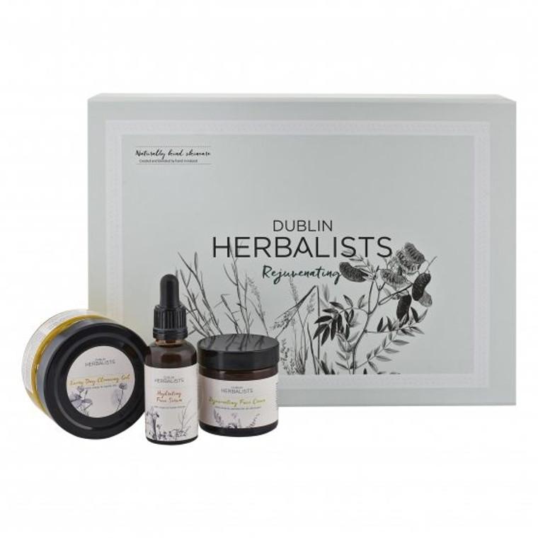 Dublin Herbalist - 3-Step Rejuvenating Ritual   Cleanse, Hydrate & Rejuvenate