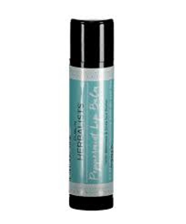 Dublin Herbalist Peppermint Lip Balm  With Beeswax and Shea Nut Butter