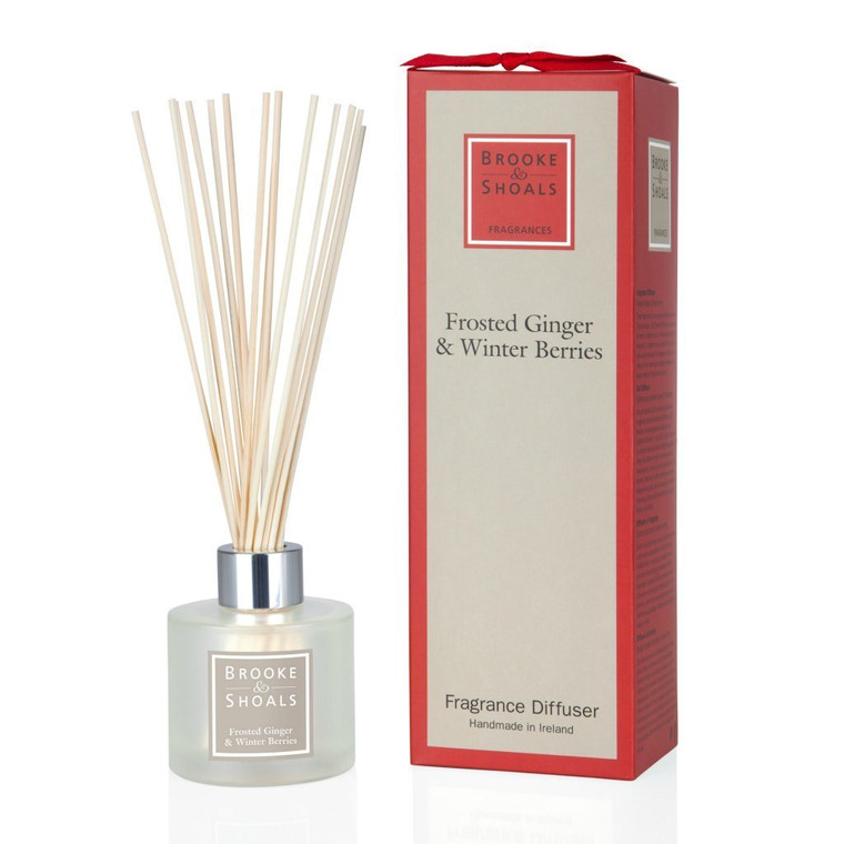 Fragrance Diffuser - Frosted Ginger & Winter Berries