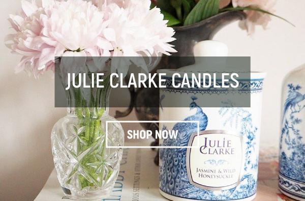 julie clarke candles
