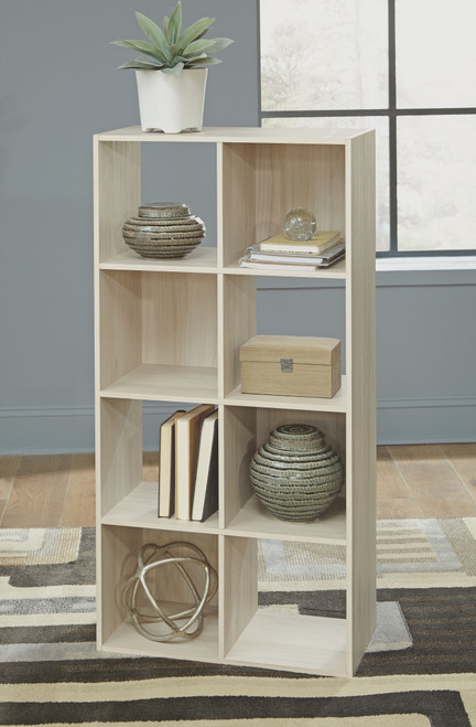Socalle Natural Eight Cube Organizer