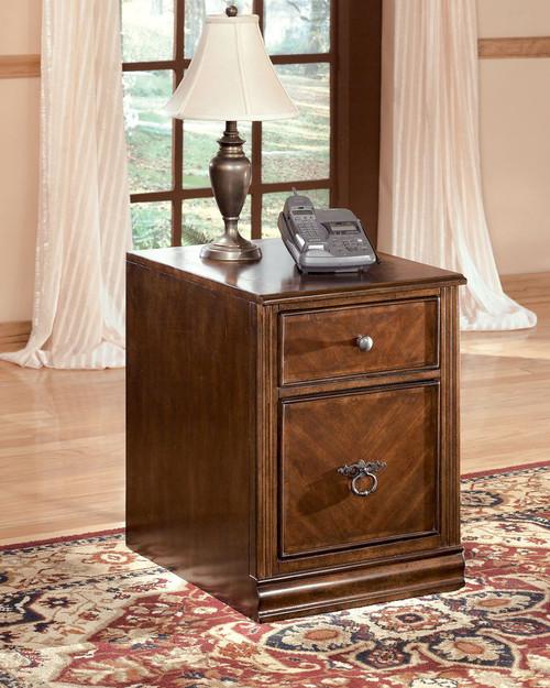 Hamlyn Medium Brown File Cabinet