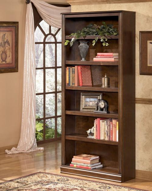 Hamlyn Medium Brown Large Bookcase