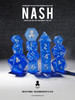 Nash: Shattered Theorem 14pc Limited Edition Polyhedral Dice Set