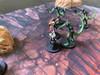 "Kraken Dice RPG Encounter Map Quick Mat- Volcano 34""x22""  by MapHammer"