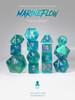 MarineFlow: Lava Lamp 14pc Limited Edition Dice Set
