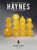 Haynes : Shattered Theorem 14pc Limited Edition Polyhedral Dice Set
