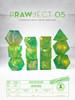 PRAWJECT:05 RAW RPG Dice Set