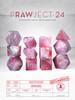 PRAWJECT:24 RAW RPG Dice Set