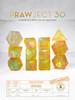 PRAWJECT:30 RAW RPG Dice Set