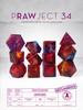 PRAWJECT:34 RAW RPG Dice Set