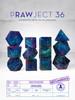 PRAWJECT:36 RAW RPG Dice Set