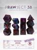 PRAWJECT:38 RAW RPG Dice Set
