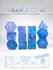 PRAWJECT:41 RAW RPG Dice Set