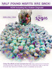 Half Pound of Misfit Dice for Table Top RPG's and Miniatures games