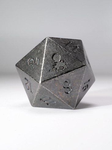 Goliath Rite of Steel 40mm Single D20