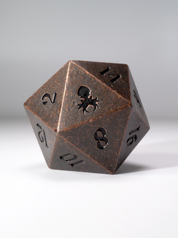 Goliath Rite of Copper 40mm Single D20