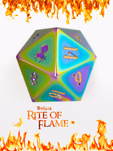 Goliath Rite of Flame 40mm Single D20
