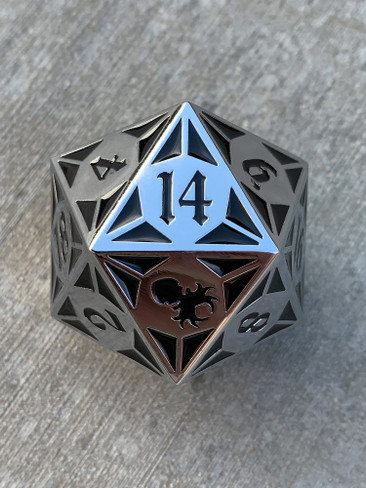 Fullmetal Alchesmith Gothik Goliath single D20