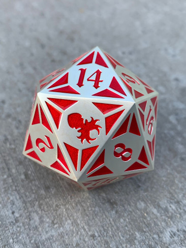 Fullmetal Gothik Prince Goliath single D20