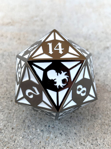 Fullmetal Gothik Paladin Goliath single D20