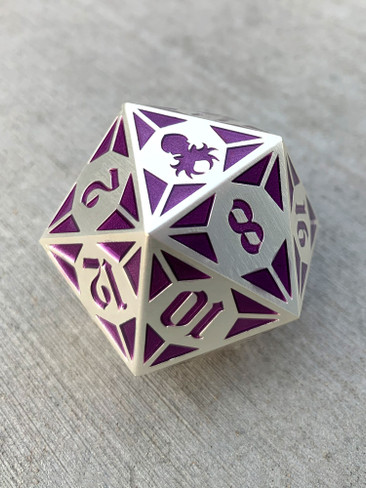 Fullmetal Gothik Emperor Goliath single D20