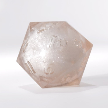 RAW Clear Liquid Core Single D20