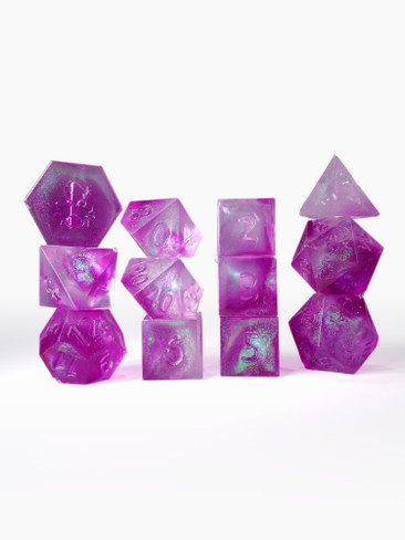 PRAWJECT:04 RAW RPG Dice Set