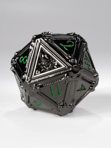 30mm Geometric Horrors: Monstrous Eyes TTRPG  Single D20