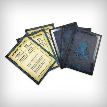 Kraken's Blessing Spell Card