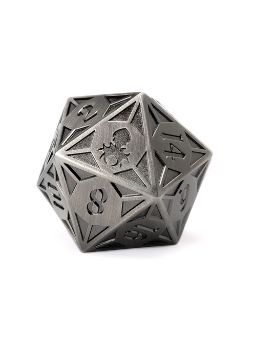 Fullmetal Gothik Steel Goliath single D20