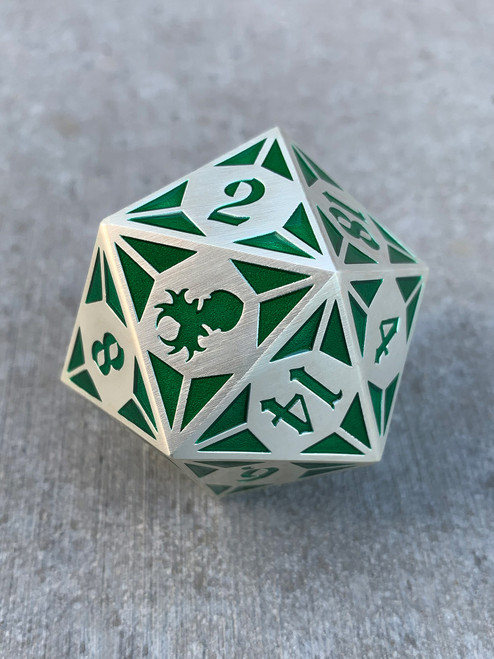 Fullmetal Gothik Serpent Goliath single D20