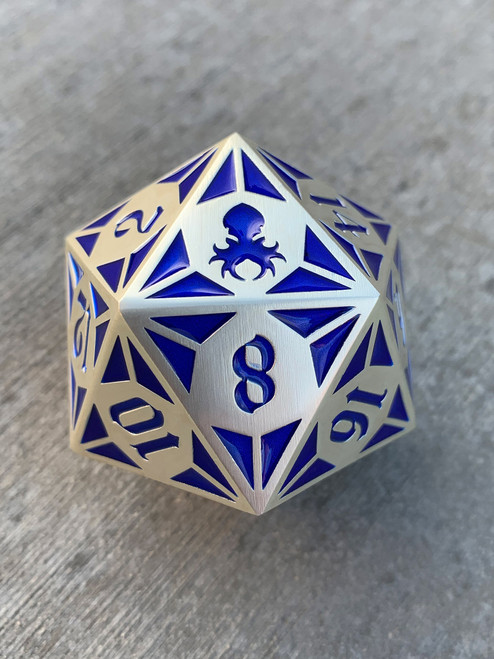 Fullmetal Gothik Guardian Goliath single D20