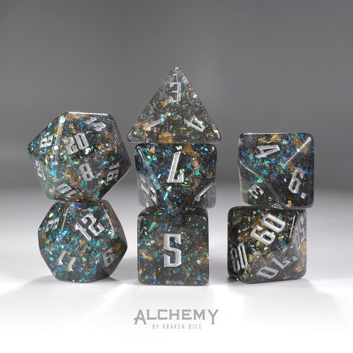 7pc Multiverse by Alchemy Dice