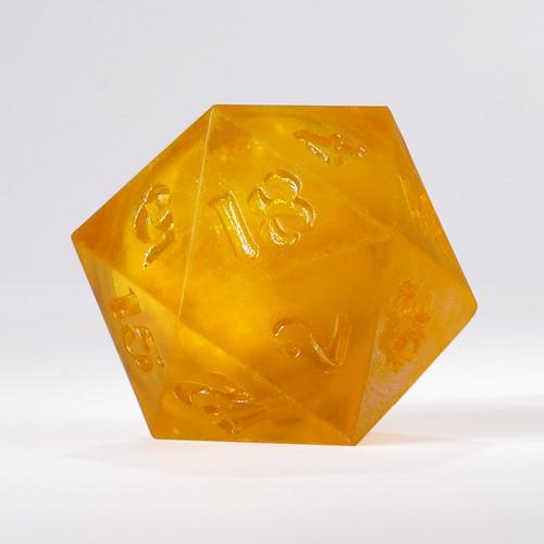 RAW Yellow Liquid Core Single D20