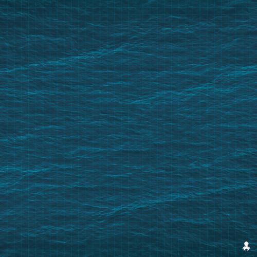 "Kraken Dice RPG Encounter Map Quick Mat- Dark Water 36""x36"""
