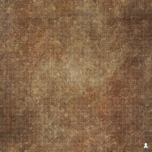 "Kraken Dice RPG Encounter Map Quick Mat- Badlands 36""x36"""