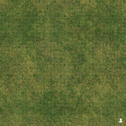 "Kraken Dice RPG Encounter Map Quick Mat- Old Pasture 36""x36"""