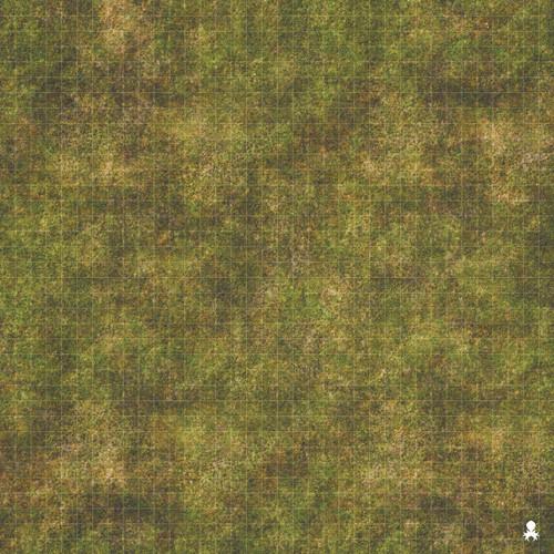"""Kraken Dice RPG Encounter Map Quick Mat-  War Plains Battlefield  36""""x36"""""""