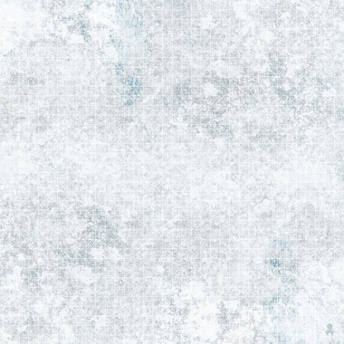 "Kraken Dice RPG Encounter Map Quick Mat- Snow Terrain 36""x36"""