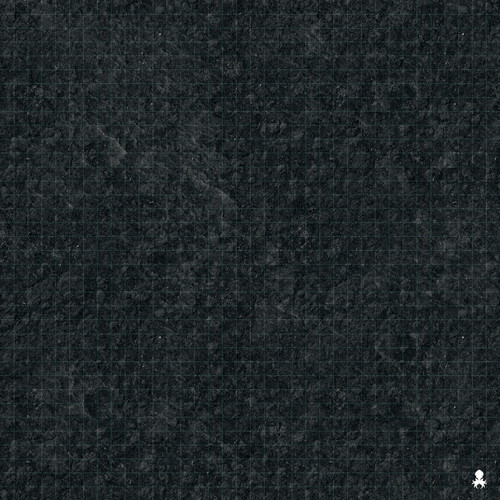 "Kraken Dice RPG Encounter Map Quick Mat- Burnt Ground 36""x36"""