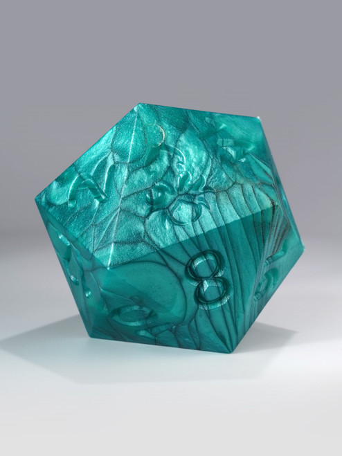 RAW 55mm Teal D20