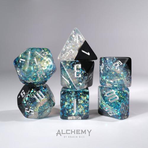 7pc Dark Portal by Alchemy Dice