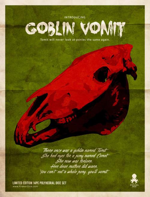 Goblin Vomit