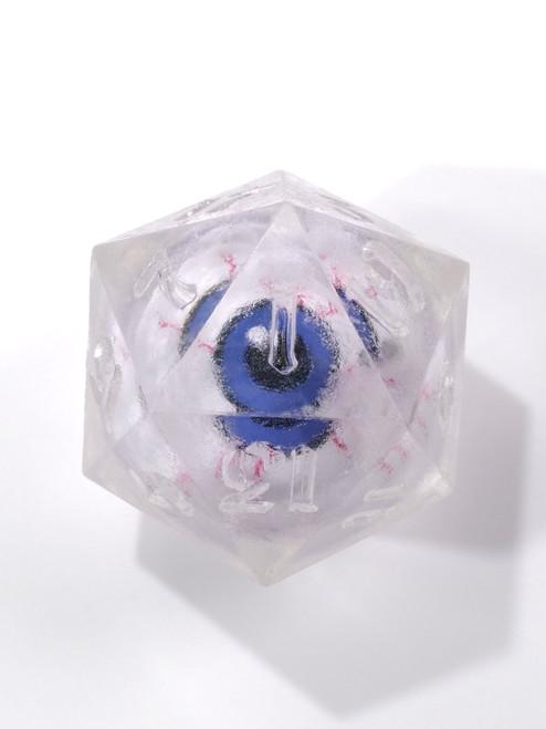 Gazing Eye: Blue Iris Single D20