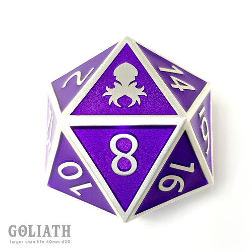 Emperor Goliath single D20