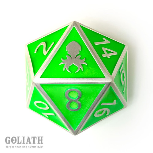 Ectoplasmic Goliath single D20
